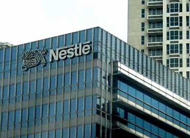 Nestle office.