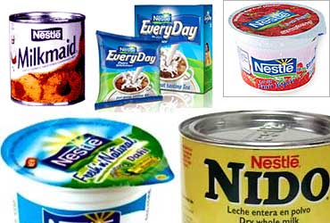 Nestle has the cost advantage.