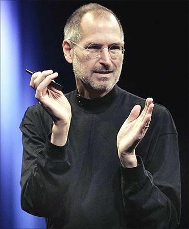 Steven Jobs.