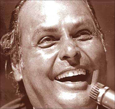 Reliance founder Dhirubhai Ambani.