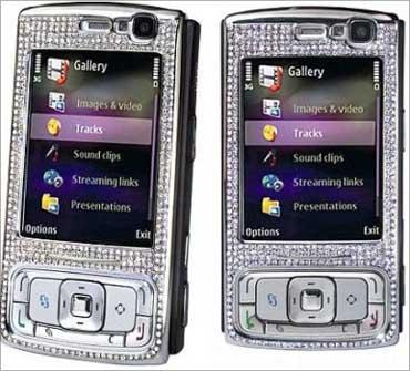 Nokia N85.