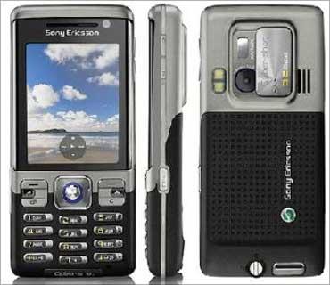 Sony Ericsson C702.