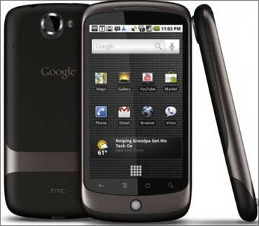 Google Nexus.