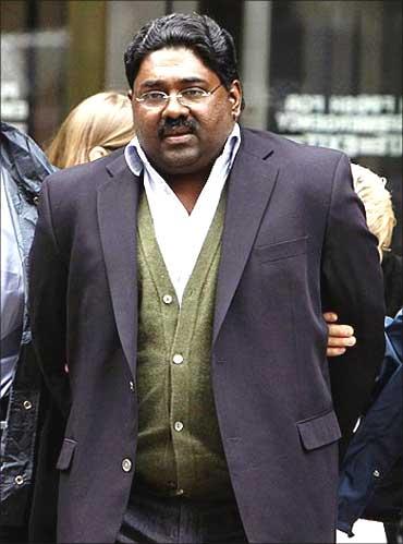 Raj Rajaratnam.