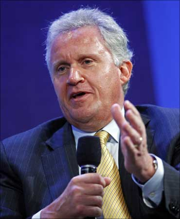 Jeffery Immelt, chairman and CEO of General Electric.