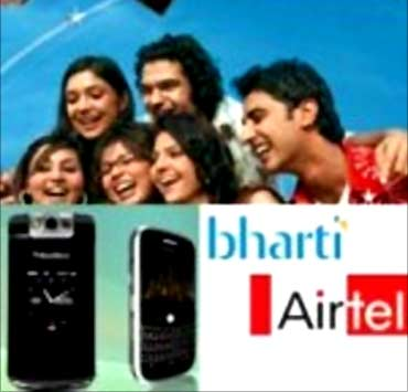Bharti Airtel makes a giant leap.