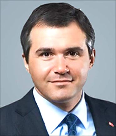 Leonid Melamed, President and Chief Executive Officer, Sistema.