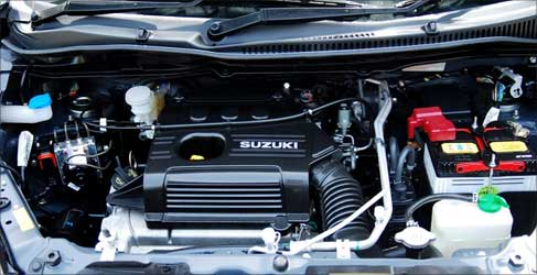 New Maruti Suzuki WagonR Engine