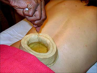 Huge demand for Indian ayurvedic medicines.