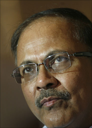 Image: Partha Bhattacharyya, chairman, Coal India Ltd. Photograph: Arko Datta/Reuters