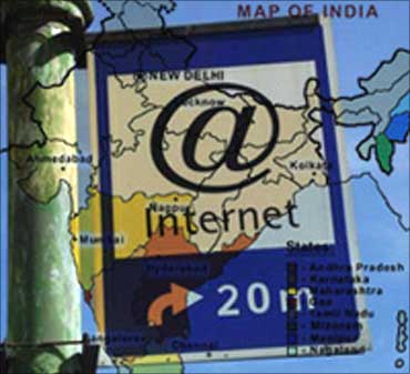 Internet users: The top 20 countries