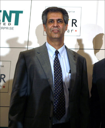 Noel Tata, managing director, Tata International.