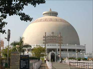 Deeksha Bhoomi, Nagpur.
