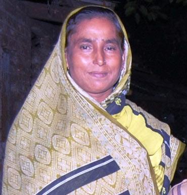 Hasina Begum.