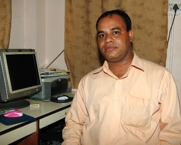 Sunil Pandey.