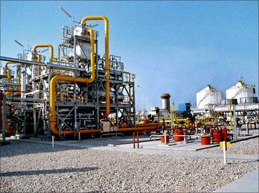 ONGC plant.