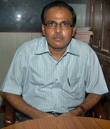 Somnath Banerjee.