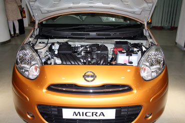 Experience the cool Nissan Micra!