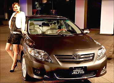 Toyota Corolla Altis diesel redefined