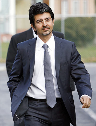 eBay founder and chairman Pierre Omidyar.