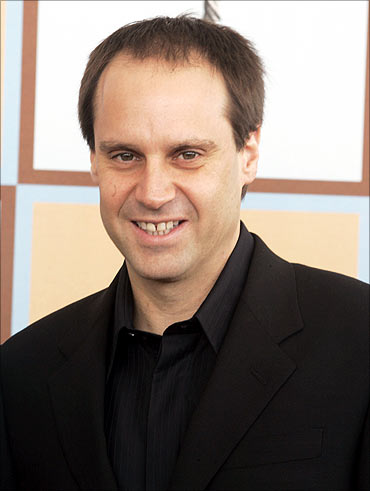Former eBay president and film producer Jeff Skoll.