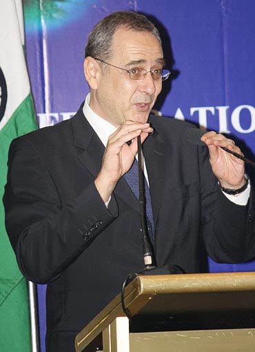 Consul General of Israel in Mumbai Orna Sagiv.