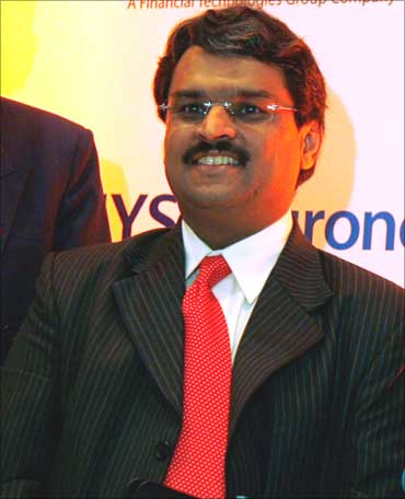 India's Multi Commodity Exchange managing director Jignesh Shah.