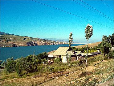Fergana Valley.