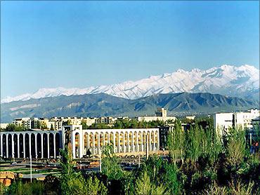 Bishkek.