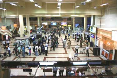 Which is the best airport in India?