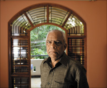 Dr Shankar, retired doctor, has booked