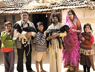 A still from Peepli Live