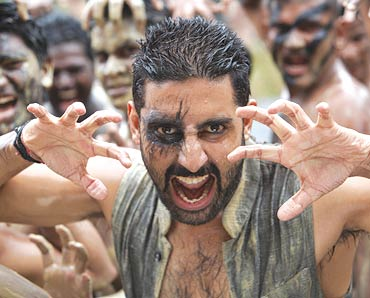 A still from Raavan.