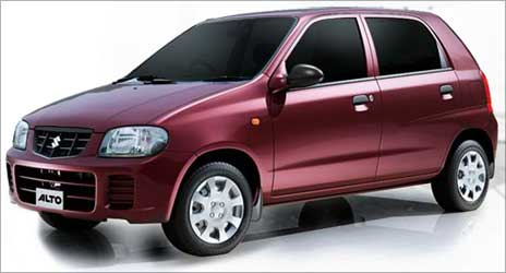 Maruti hopes to ride on the success of Alto K10.