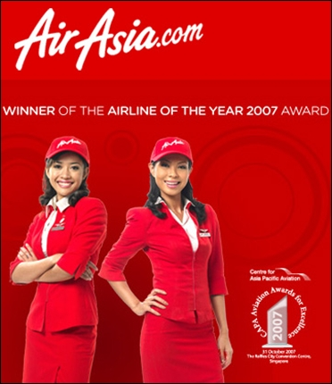 AirAsia bullish on India.