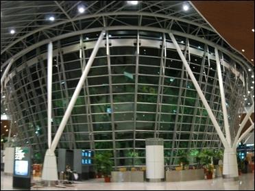 Kuala Lumpur airport.