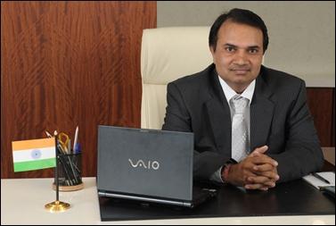 Babulal Varma, Managing Director, Omkar Realtors.