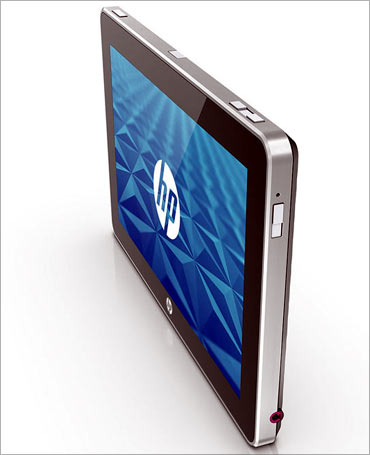 HP's Slate device.