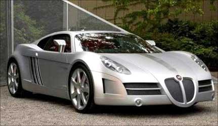 Jaguar XF Concept.