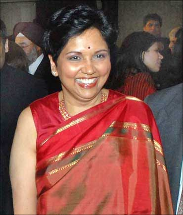 Indra Nooyi.