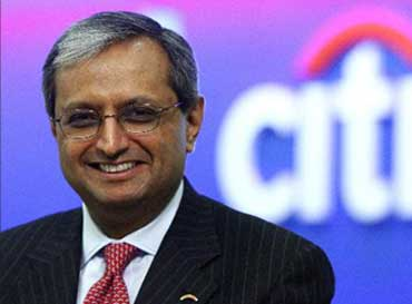 Vikram Pandit, CEO, Citigroup.
