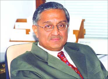 R Gopalakrishnan, Executive Director, Tata Sons.
