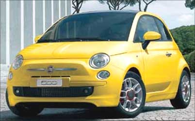 Baby Fiat has so far failed to cheer car enthusiasts.