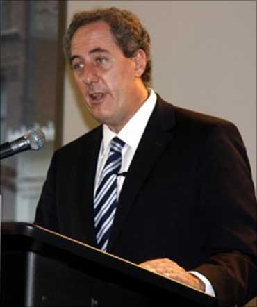 US Deputy National Security Advisor Mike Froman.