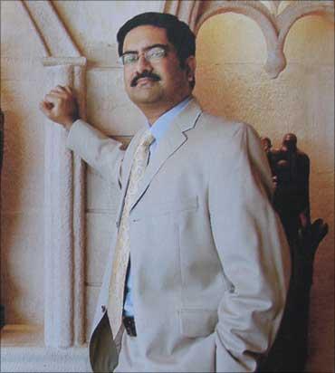 Kumar Mangalam Birla.