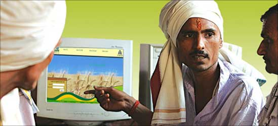 e-Choupal initiative.