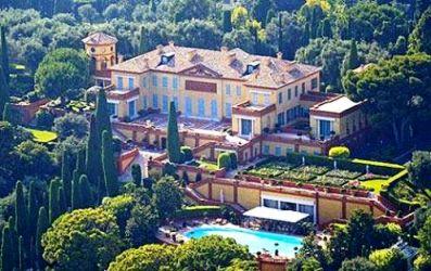 Villa Leopolda.