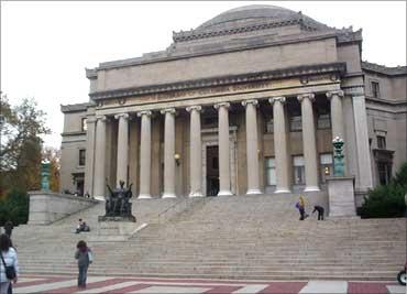 University of Columbia.