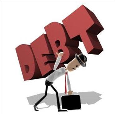 Huge debt from Games.