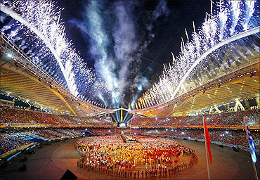 Athens Olympics.
